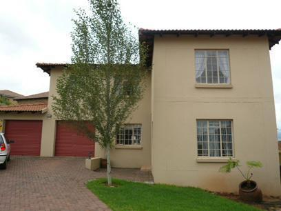 4 Bedroom House for Sale For Sale in Highveld - Home Sell - MR40299
