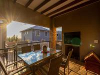 Balcony of property in Krugersdorp