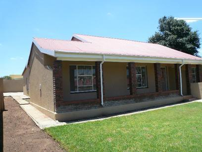 3 Bedroom Simplex for Sale For Sale in Germiston - Home Sell - MR40429