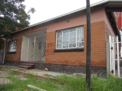 Standard Bank Repossessed 3 Bedroom House on online auction in Actonville - MR40462