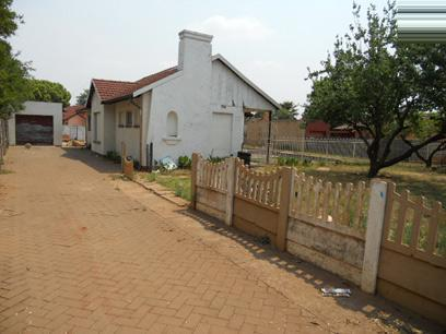 Standard Bank Repossessed 4 Bedroom House for Sale on online auction in Germiston - MR40480