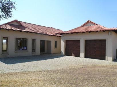 Standard Bank Mandated 4 Bedroom House on online auction in Savannah Country Estate - MR40500