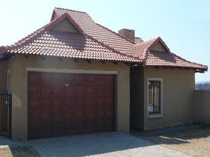 Standard Bank Mandated 3 Bedroom House for Sale on online auction in Savannah Country Estate - MR40509