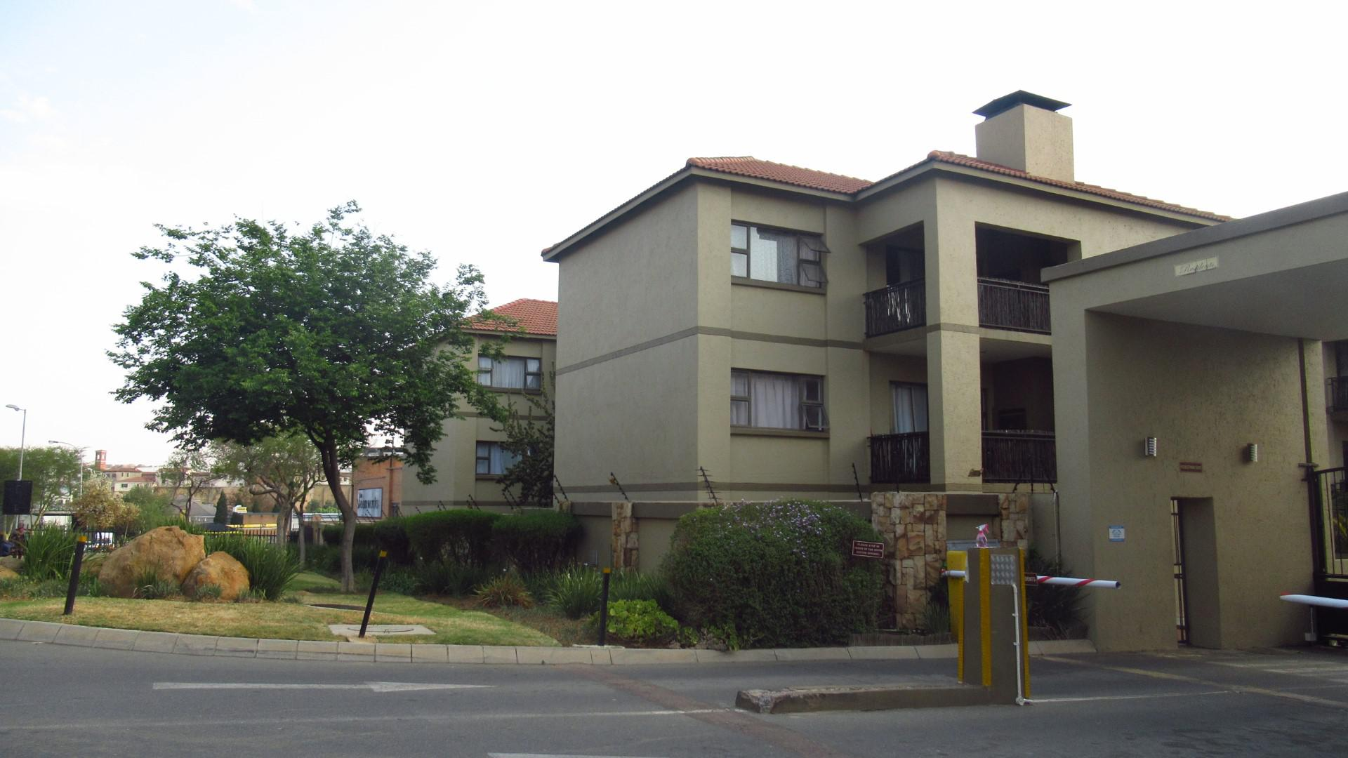 Front View of property in Fourways