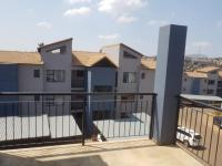 Balcony of property in Roodepoort