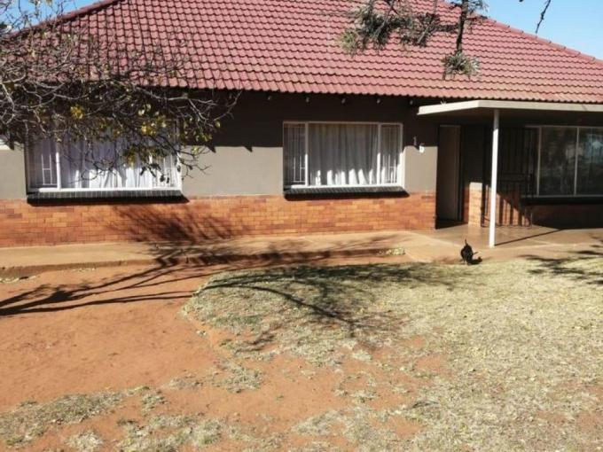 3 Bedroom House for Sale For Sale in Stilfontein - MR410861
