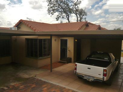 3 Bedroom House  - MR41297