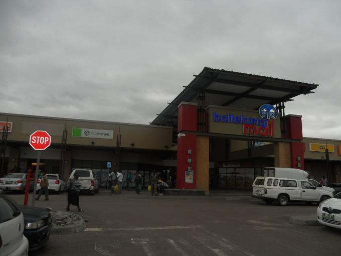 Commercial for Sale For Sale in Boitekong - MR423216