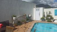 Backyard of property in Marina da Gama