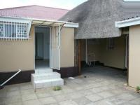 Patio of property in Germiston