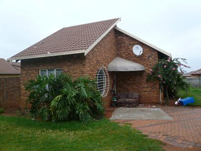 Standard Bank Repossessed 3 Bedroom House For Sale in Birch Acres - MR42454