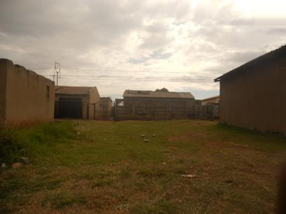Standard Bank Repossessed 2 Bedroom House for Sale on online auction in Likole - MR42463