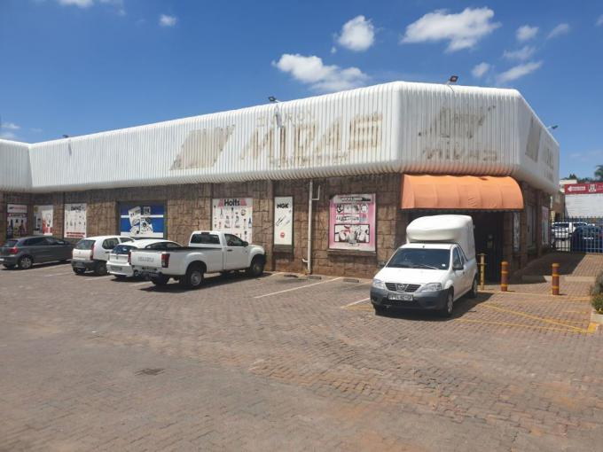 Commercial to Rent in Centurion Central (Verwoerdburg Stad) - Property to rent - MR428778