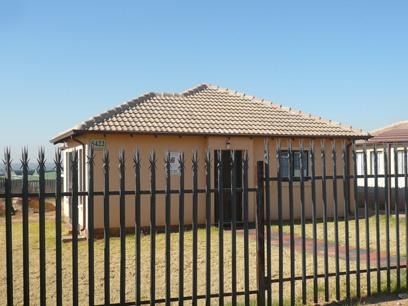 Standard Bank EasySell 3 Bedroom House for Sale For Sale in Cosmo City - MR43482