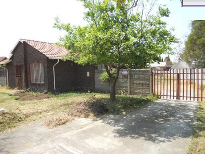 Standard Bank Repossessed 3 Bedroom House For Sale in Boksburg - MR44451