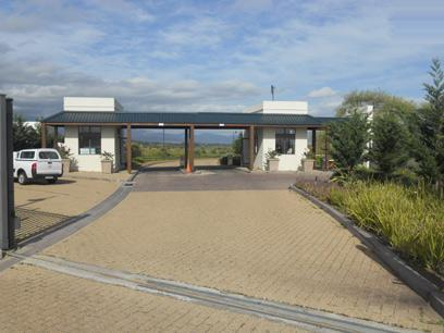 Standard Bank Repossessed Land for Sale on online auction in Stellenbosch - MR44538