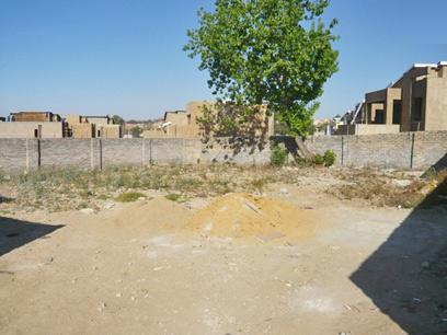 Land for Sale For Sale in Fourways - Private Sale - MR46270