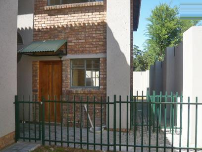 2 Bedroom Duplex For Sale in Boksburg - Private Sale - MR46280