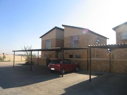 2 Bedroom Duplex for Sale For Sale in Celtisdal - Private Sale - MR47112