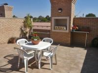 Patio of property in Benoni