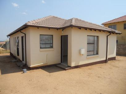 Standard Bank Repossessed 3 Bedroom House For Sale in Cosmo City - MR49452