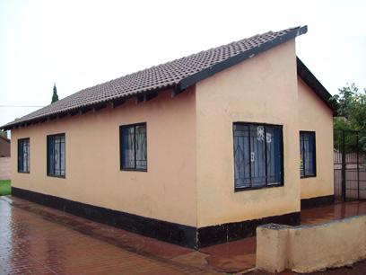 Standard Bank Repossessed House for Sale For Sale in Rynfield - MR49453