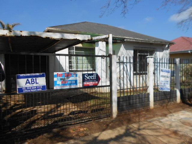 Standard Bank Repossessed 3 Bedroom House for Sale on online auction in Springs - MR49502