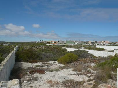 Land For Sale in Yzerfontein - Private Sale - MR50331