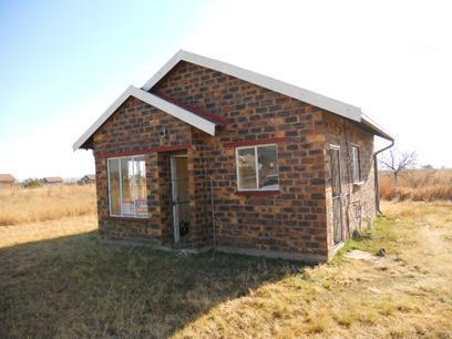 Standard Bank Repossessed 2 Bedroom House for Sale on online auction in Ladysmith - MR50450