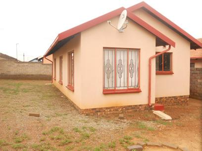 Standard Bank Repossessed 3 Bedroom House for Sale For Sale in Naturena - MR51456