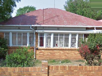 Standard Bank Repossessed 3 Bedroom House for Sale on online auction in Rosettenville - MR52469