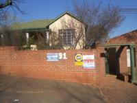 Sales Board of property in Kensington - JHB