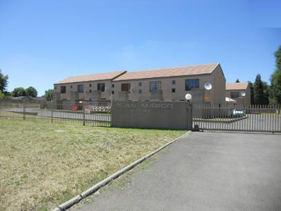 Standard Bank EasySell 2 Bedroom Simplex for Sale For Sale in Sasolburg - MR54516