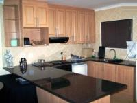Kitchen of property in Durbanville
