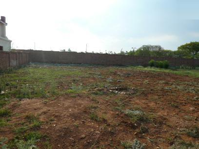 Land for Sale For Sale in Moreletapark - Home Sell - MR55288