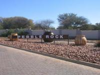 Land in Pebble Rock