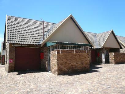 Standard Bank Repossessed 3 Bedroom House on online auction in Middelburg - MP - MR56462