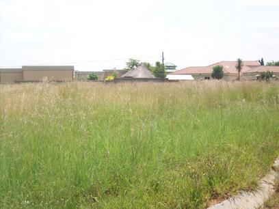 Standard Bank Repossessed Land for Sale on online auction in Vanderbijlpark - MR57443