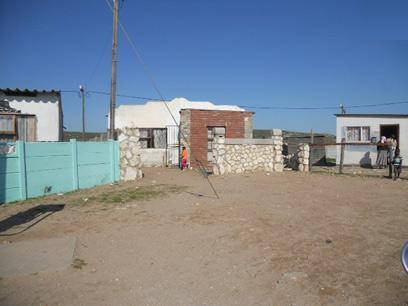 Standard Bank Repossessed 2 Bedroom House on online auction in Saldanha - MR57462