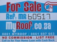 Sales Board of property in Parow Central