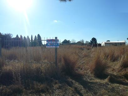 Standard Bank Repossessed Land for Sale on online auction in Deneysville - MR61459