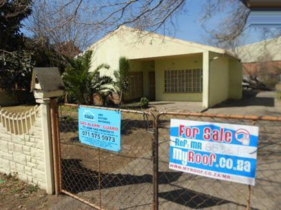Standard Bank Repossessed 3 Bedroom House for Sale on online auction in Vereeniging - MR65441