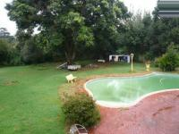 Backyard of property in Meredale