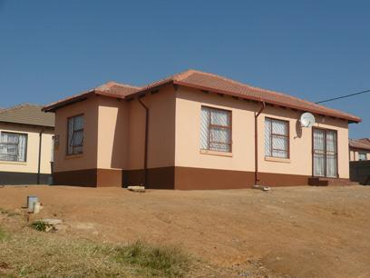 Standard Bank Repossessed 3 Bedroom House For Sale in Cosmo City - MR66455