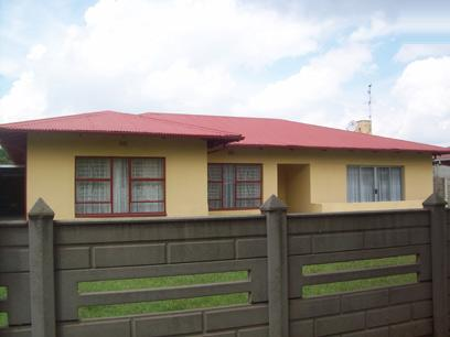 Standard Bank Repossessed 3 Bedroom House for Sale For Sale in Vanderbijlpark - MR67452