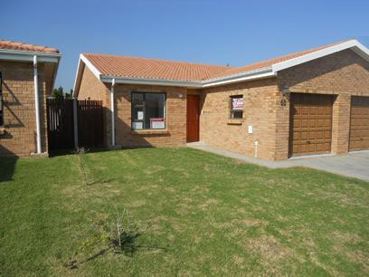 Standard Bank Repossessed 2 Bedroom House for Sale on online auction in Somerset West - MR68457