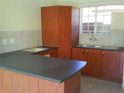 Kitchen - 9 square meters of property in Amandasig