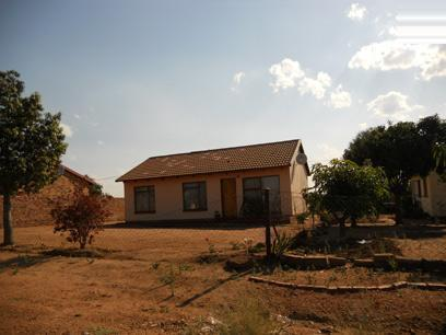 Standard Bank Repossessed 3 Bedroom House for Sale on online auction in Soshanguve - MR71450