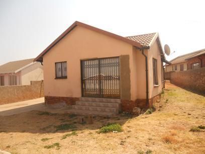 Standard Bank Repossessed 3 Bedroom House for Sale on online auction in Lawley - MR71503