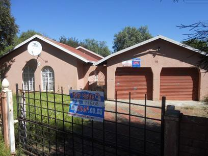 Standard Bank Repossessed 3 Bedroom House for Sale on online auction in Benoni - MR71508